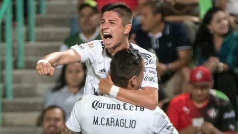 Atlas vence a Santos y se acerca a la Liguilla