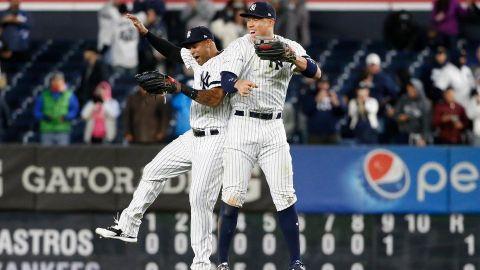 Judge, Frazier y Sabathia guían triunfo de NY ante Astros