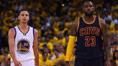 Arranca la NBA: revolución o dinastía de los Warriors