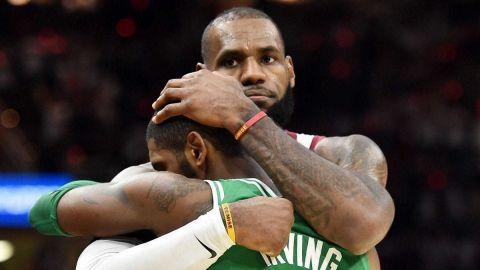 Cavs comienzan ganando; Celtics, pierden a Hayward