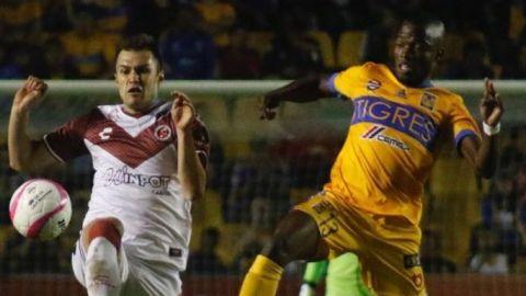 Tigres ganó 1-0 a Veracruz y terminó abucheado