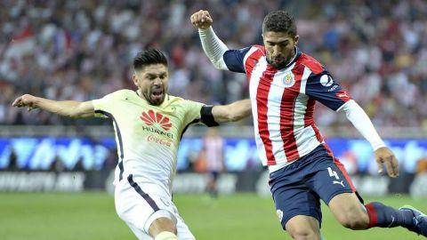 América va por marca perfecta en clásicos ante Chivas