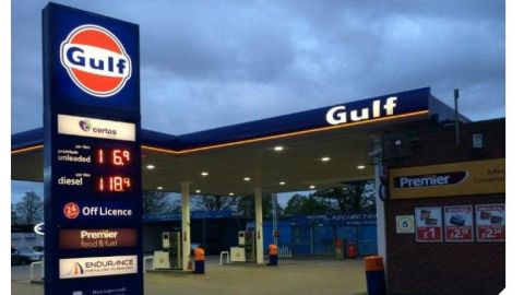 Gulf abrirá sus 2 primeras gasolineras en México