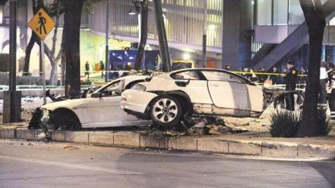 Procuraduría niega violación a derechos de conductor de BMW