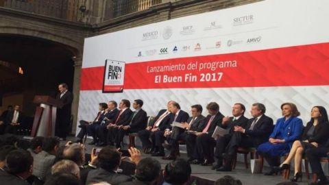 """Anuncian séptima edición de """"El Buen Fin"""""""
