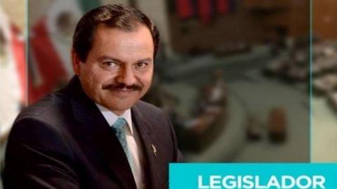 """""""Con la prepa me alcanzó"""", dice diputado que propone renovar cédula"""