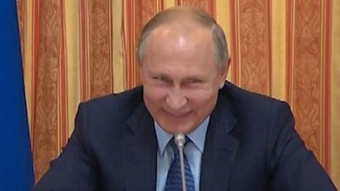 Putin se burla de ministro que sugirió exportar cerdos a Indonesia