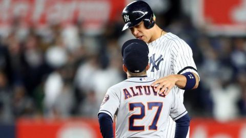 Astros blanquean a Yankees y avanzan a la Serie Mundial vs Dodgers