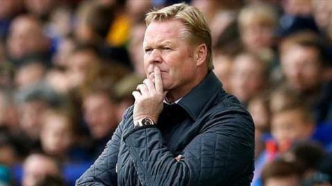 Everton despidió al técnico Ronald Koeman