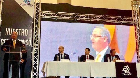 Inaugura alcalde de Mexicali foro Eleva Mexicali 2017