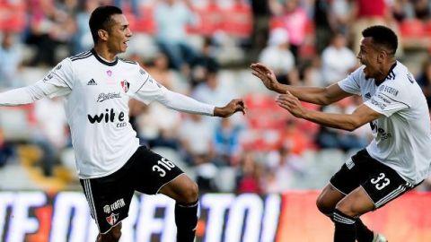 Atlas y Querétaro dividen puntos