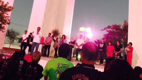 Unión y solidaridad es lo que construye a una comunidad: Gustavo Sánchez Vázquez