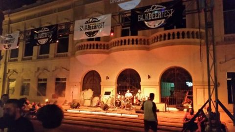 Festival Beer Fest todo un exito en Mexicali.