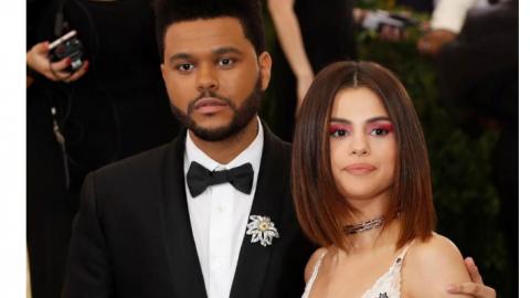 Truenan Selena y The Weeknd