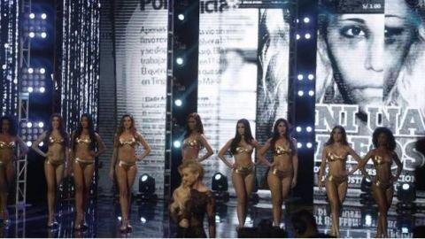 Empoderan a la mujer en certamen Miss Perú