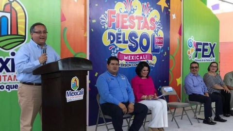 Más de 432 mil mexicalenses asisten a las fiestas del sol 2017