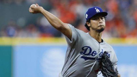 Yu Darvish busca llevar a los Dodgers a la tierra prometida