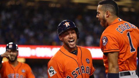 Astros, al fin campeones de la Serie Mundial