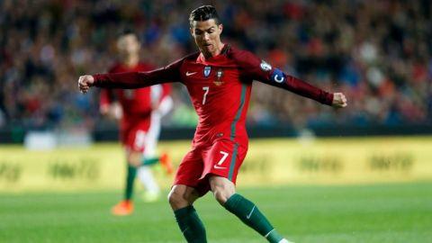 Portugal no convoca a Cristiano para amistosos