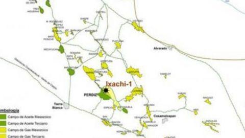 """Ixachi, el hallazgo """"más importante"""" de Pemex en 15 años"""
