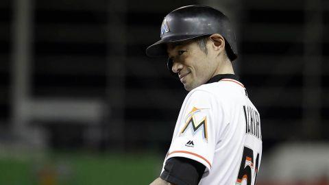 Marlins declinan opción de US$ 2 millones de Ichiro Suzuki
