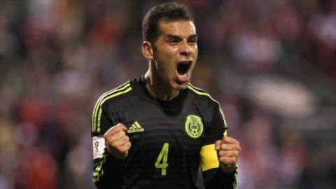 Rafael Márquez será considerado al Tri si retoma su nivel