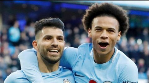 Manchester City da golpe de autoridad ante el Arsenal