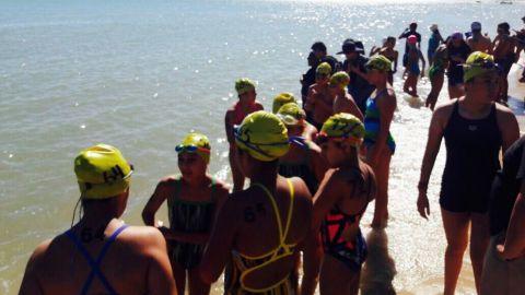 Gran afluencia de turistas nacionales y extranjeros en San Felipe