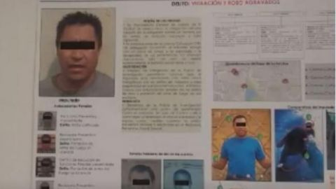Vinculan a proceso a presunto violador serial de Coyoacán