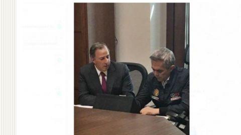 CDMX y Hacienda firman convenio de apoyo a damnificados del sismo