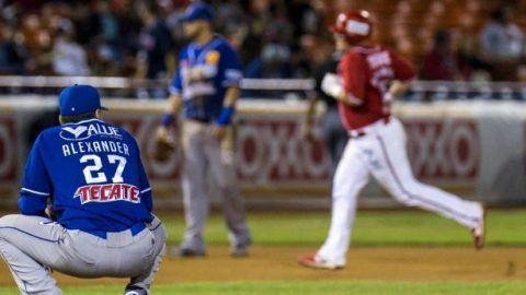 Mexicali derrota a Charros en el primero de la serie