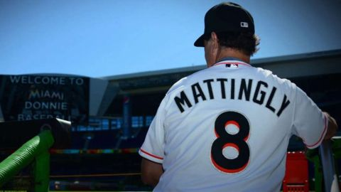 Don Mattingly regresa como mánager de Marlins en 2018