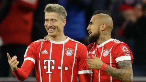 Bayern Munich golea al Augsburgo en la Bundesliga