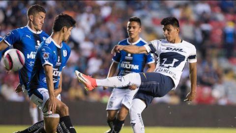 Pumas cierra Apertura 2017 como sotanero