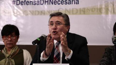 No vamos a intimidarnos: Ómbudsman tras crimen de De la Toba Camacho