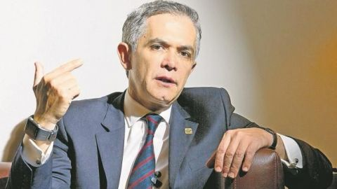 Buscaré candidatura de PRD si Frente no se consolida, señala Mancera