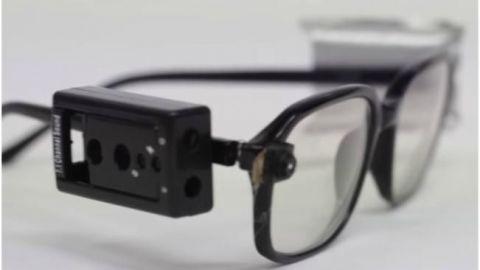 UNAM presenta lentes inteligentes