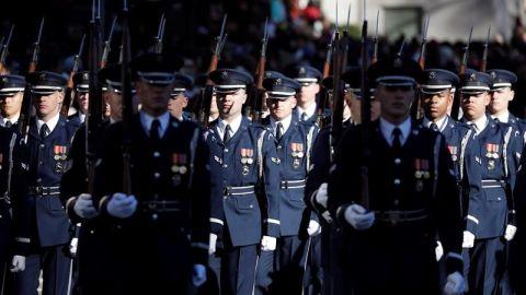 Nueva York participa en el tradicional desfile de Acción de Gracias