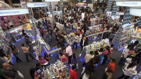 Guadalajara reúne 700 escritores de 41 países en una FIL con acento madrileño