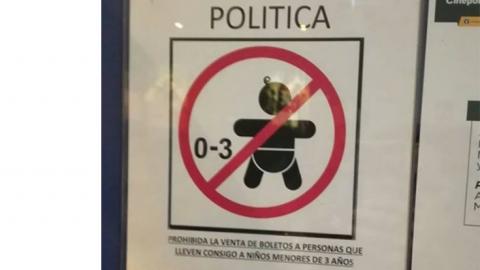 Cinépolis prohíbe la entrada a niños menores de 3 años