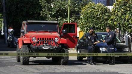 Otro ataque a DH, ahora en Guadalajara
