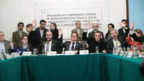 Asamblea da luz verde a Ley de Reconstrucción