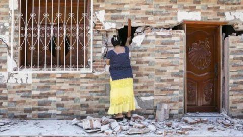 Damnificados, sin folio para recibir ayuda tras sismo en el Istmo