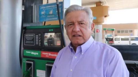 En tres años, habrá cero importación de gasolinas: AMLO