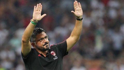 Milan despidió a Montella y nombró a Gattuso nuevo DT