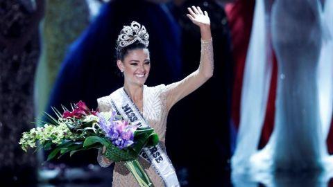 """""""Nada es imposible"""", el mensaje de la nueva Miss Universo"""