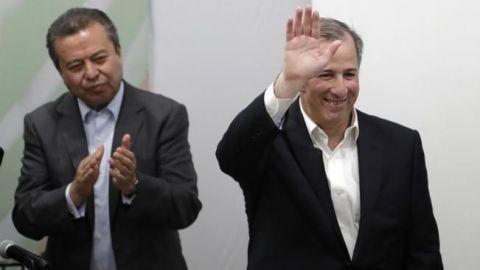 Meade, con camino libre para candidatura presidencial del PRI