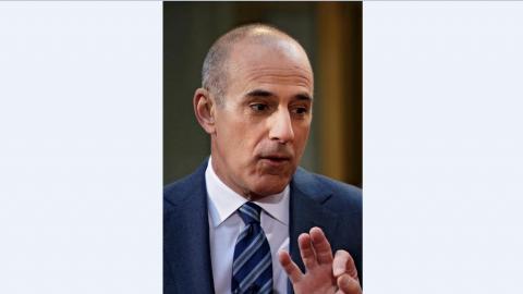 """Despiden a presentador de NBC por """"comportamiento sexual inapropiado"""""""