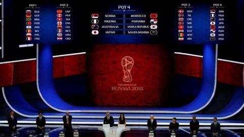 México abrirá ante Alemania su participación en Rusia 2018
