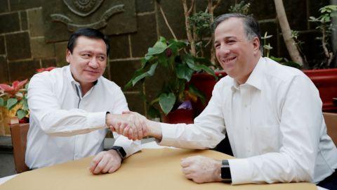 Osorio niega que busque posición con el ex titular de Hacienda